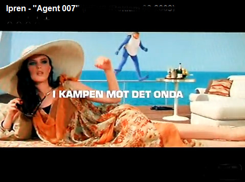 Ipren Bond Agent 007