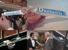 Äntligen finns tandkrämen som tar bort allt... Dentonite Tandkräm från Bondfilmen Licence To Kill