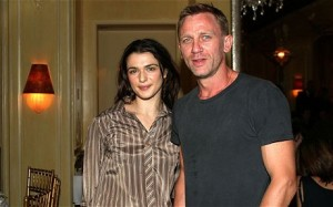 Rachel Weisz and Daniel Craig in 2004 - since they began dating last year they have kept a very low profile Photo: Getty Images