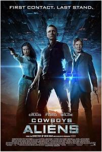 Olivia Wilde, Daniel Craig, Harrison Ford