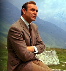 Congratulation Sean Connery 81 year 25 augusti 2011, James Bond 1962-1967; 1969; 1983