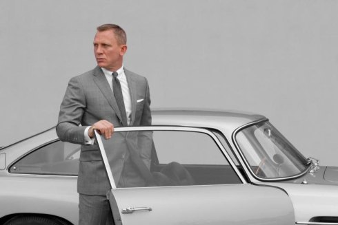 Tom Ford On James Bond's Skyfall Wardrobe