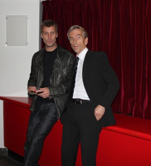 Jens Hulten James Bond