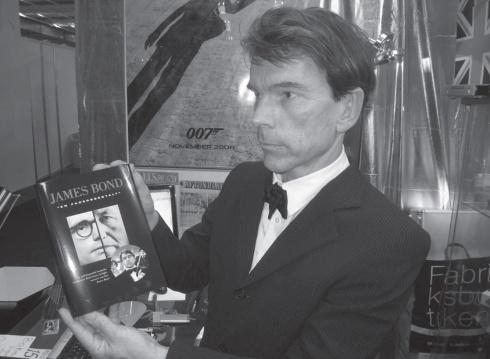 Sveriges svar på James Bond - JAMES BOND 007 MUSEUM