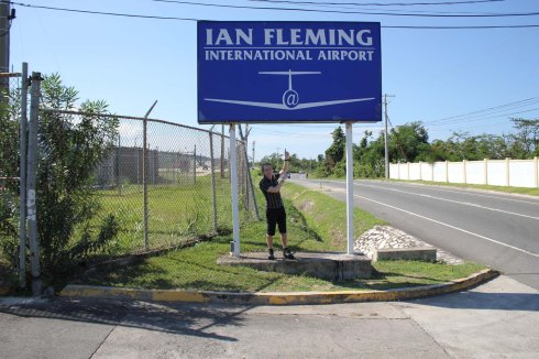 Ian Fleming International Airport