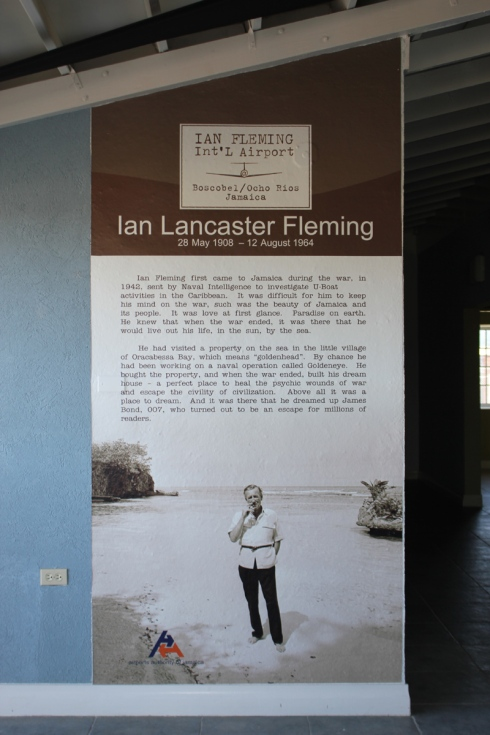 Ian Fleming internationell airport