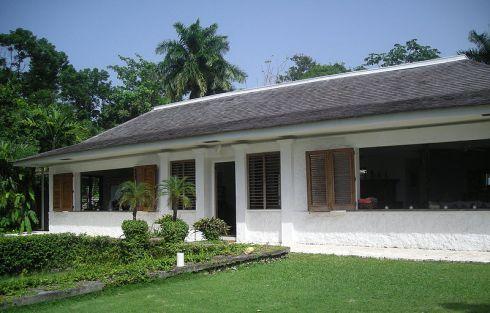 Ian Fleming's home where he wrote all 13 Bond novels. Goldeneye