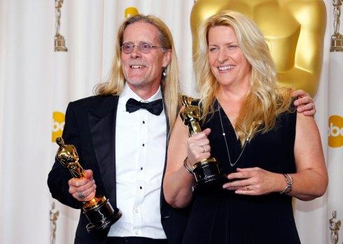 Per Hallberg and Karen Baker Landers
