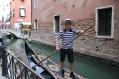 James Bond Mr Gunnar Schäfer Try to be a Gondolier in Venice...