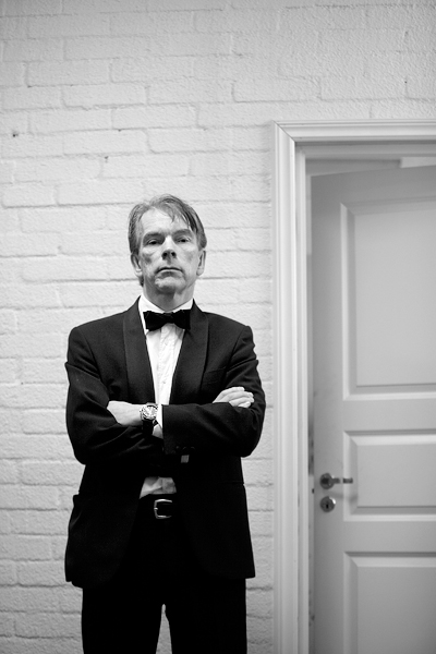 """Gunnar """"James Bond"""" Schäfer"""