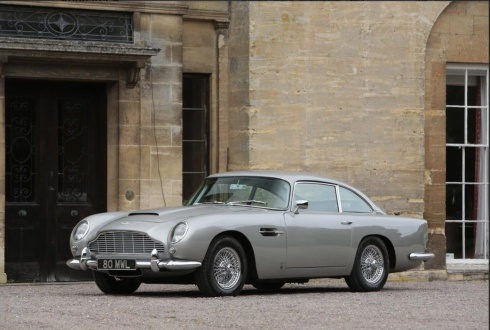 1964 Aston Martin DB5 Sports Saloon