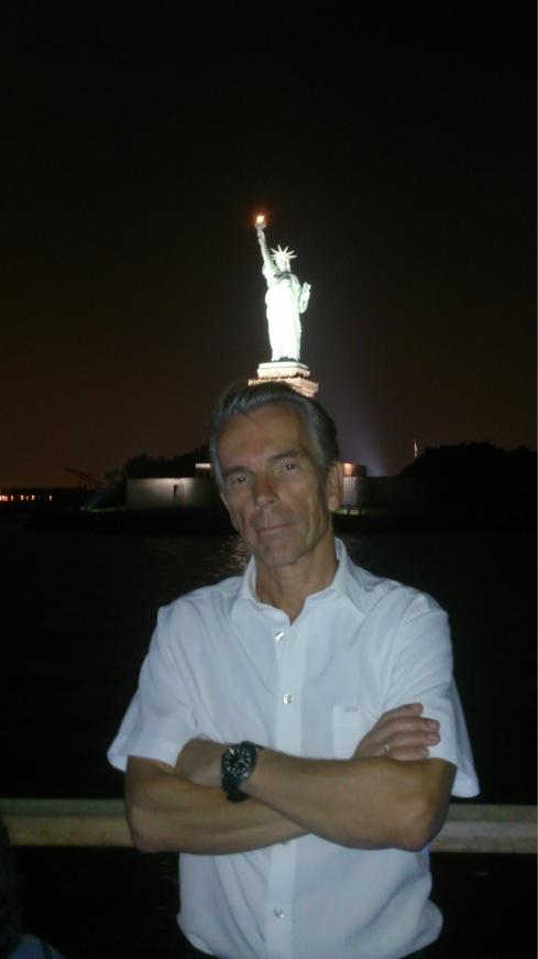Besök í New York, Frihetsgudinnan, Statue Liberty... Vad tycker ni?