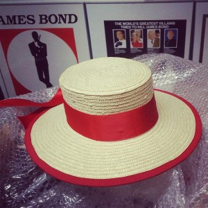 HATS FOR GONDOLIERS