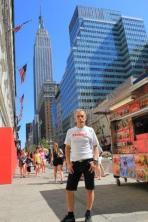 James Bond Empire state building New York