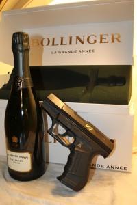Champagne Bollinger La Grande Année Brut  1999